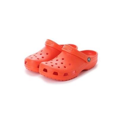 クロックス crocs 10001 CLASSIC CLOG クラシック クロッグ サンダル (タンジェリン)