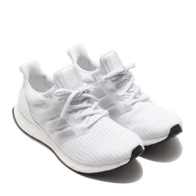 アディダス adidas スニーカー ウルトラブースト DNA (FOOTWEAR WHITE/SILVERMETALLIC/CORE BLACK) 21SS-I