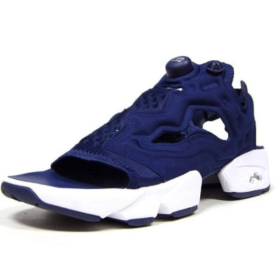 "Reebok INSTAPUMP FURY SANDAL ""INSTAPUMP FURY 25th ANNIVERSARY"" ""LIMITED EDITION"" NVY/WHT (DV9698)"