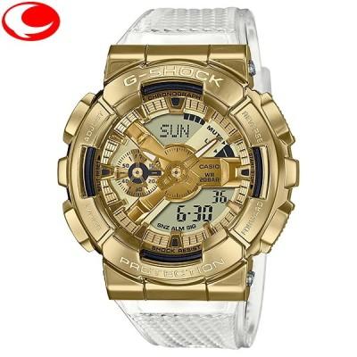 カシオ CASIO G-SHOCK GM-110SG-9AJF Metal Coveredライン メンズ 腕時計 ゴールドカラー