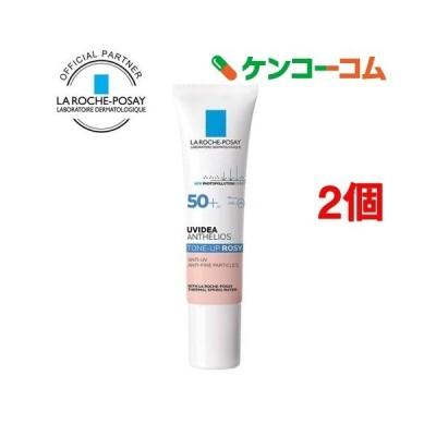 UVイデア XL プロテクショントーンアップ ローズ ( 30ml*2個セット )/ ラ ロッシュ ポゼ