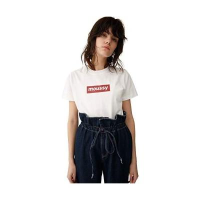 マウジー tシャツ early moussy Tシャツ 010CSA90-1090 FREE レッド レディーズ