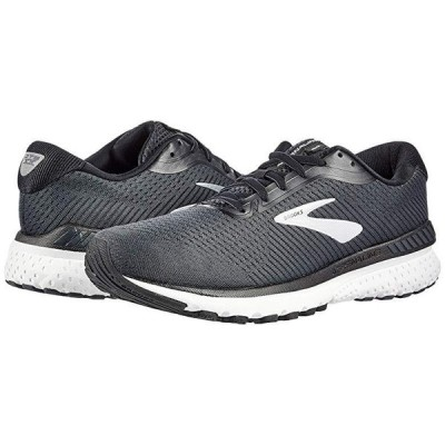 ブルックス Adrenaline GTS 20 メンズ スニーカー 靴 シューズ Black/Grey/Ebony
