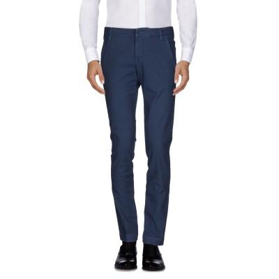 アントレ アミ ENTRE AMIS パンツ ブルー 28 コットン 98% / ポリウレタン 2% パンツ
