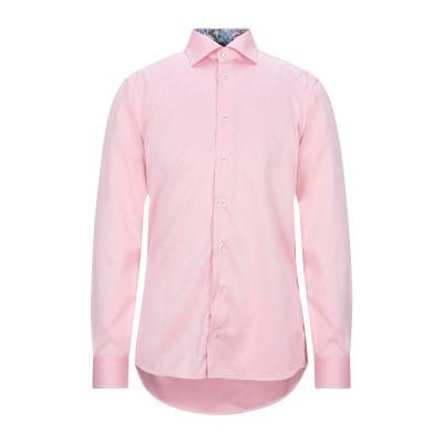 ETON シャツ ピンク 38 コットン 100% シャツ