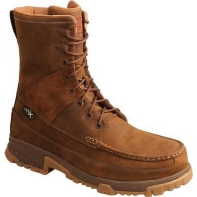 ツイステッドエックス Twisted X メンズ ブーツ ワークブーツ シューズ・靴 MXCCM01 8' Composite Toe Work Boot