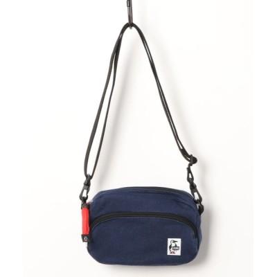 NAUGHTIAM / CHUMS(チャムス)Shoulder Pouch Sweat ショルダーポーチスウェット CH60-2701 WOMEN バッグ > ショルダーバッグ