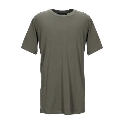 ヌメロ NUMERO 00 T シャツ ミリタリーグリーン XS コットン 100% T シャツ