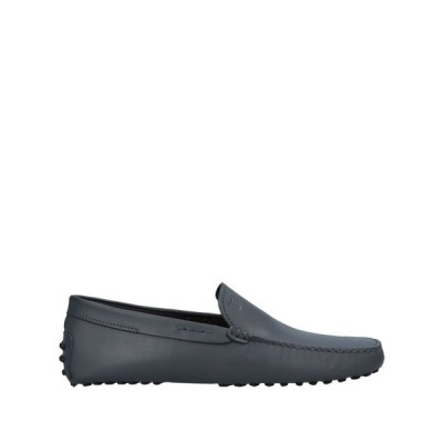 トッズ TOD'S メンズ ローファー シューズ・靴 loafers Grey
