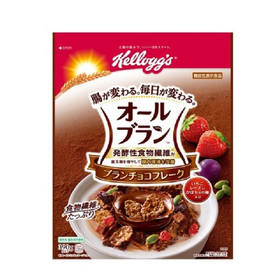 日本ケロッグ オールブランブランチョコ 390g