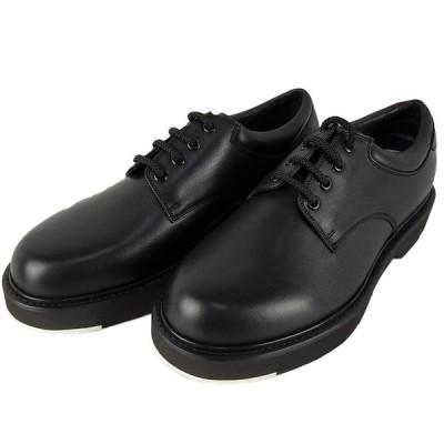 FOOTSTOCK ORIGINALS フットストックオリジナルズ ポストマンシューズ ラバーソール ブラック POSTMAN FS193401 /foot the coacher フットザコーチャー