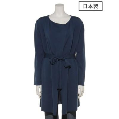 CECI OU CELA (セシオセラ) レディース 【日本製】コート サックス 38