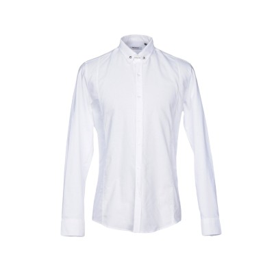 インペリアル IMPERIAL シャツ ホワイト XL コットン 97% / ポリウレタン 3% シャツ