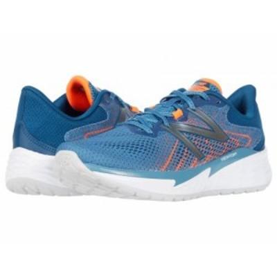 New Balance ニューバランス メンズ 男性用 シューズ 靴 スニーカー 運動靴 Fresh Foam Evare Light Blue/Dynomite【送料無料】