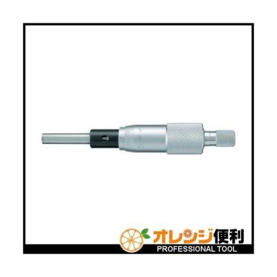 新潟精機 SK マイクロメータヘッド 測定範囲0〜25mm ストレート 1003-010 【377-4589】