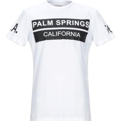 プレミアム ムード デニム スーペリア PMDS PREMIUM MOOD DENIM SUPERIOR メンズ Tシャツ トップス t-shirt White