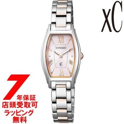 シチズン CITIZEN xC クロスシー 腕時計 ウォッチ EW5544-51W ウォッチ エコ・ドライブ レディース