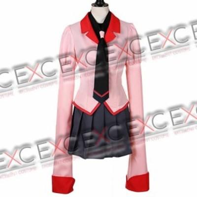 化物語 忍野扇(おしのおうぎ) 制服 風 コスプレ衣装