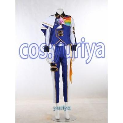 KING OF PRISM プリズムラッシュ!LIVE 太刀花ユキノジョウ コスプレ衣装