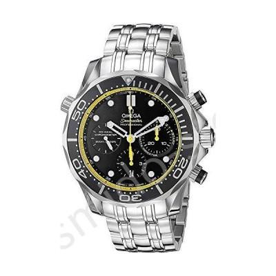 新品未使用!!送料無料!!Omega Men Swiss Automatic Silver Watch