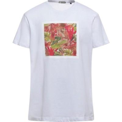 ロダ RODA メンズ Tシャツ トップス t-shirt White
