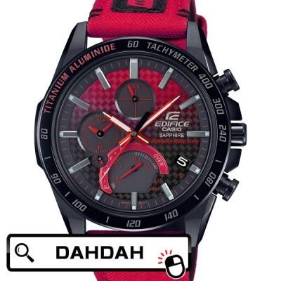 タフソーラー EQB-1000HRS-1AJR CASIO カシオ EDIFICE エディフィス メンズ 腕時計 国内正規品 送料無料