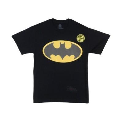 Tシャツ DCコミックス Batman Logo Glow In The Dark DC Comics Licensed Adult T Shirt
