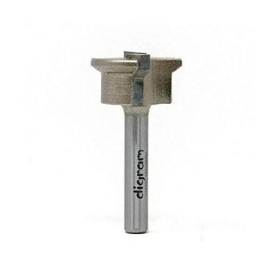 トリマービット ドロワーク ロック ジョイント 引き出し用 6mm軸 Microtungsten carbide 【dm312407】