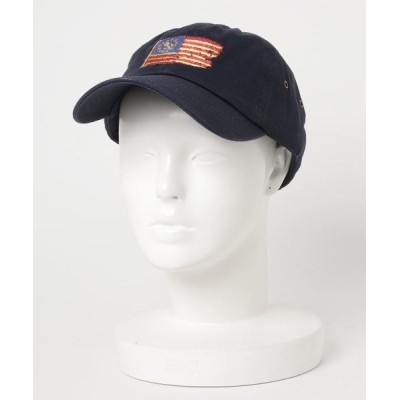 Parks TOKYO / (UN)CAMP HIGH WIND コットンキャップ MEN 帽子 > キャップ