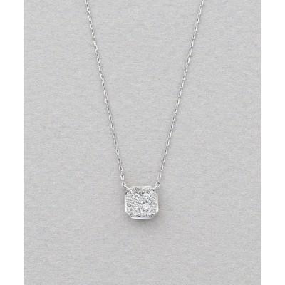BLOOM ONLINE STORE / 【BLOOM/ブルーム】プラチナ ダイヤモンド ネックレス WOMEN アクセサリー > ネックレス
