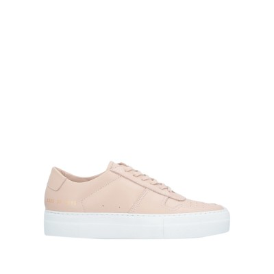 WOMAN by COMMON PROJECTS スニーカー ペールピンク 35 革 スニーカー