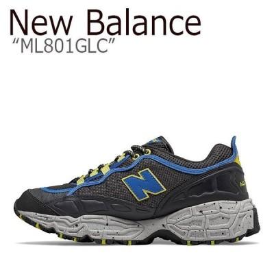 New Balance ML801GLC BLUE ブルー ニューバランス 801