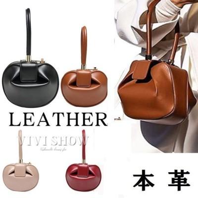 レディース ハンドバッグ 本革 バッグ 高級感 高品質 芸能人愛用 個性的 選べる大きさ