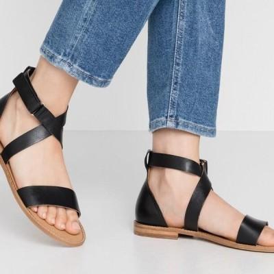 ビリーバイ レディース サンダル Sandals - black