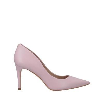 GUESS パンプス  レディースファッション  レディースシューズ  パンプス ライトピンク
