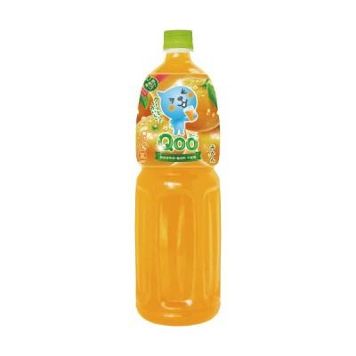 コカ・コーラ ミニッツメイドQoo みかん 1.5L ペットボトル 1セット(12本:6本×2ケース)