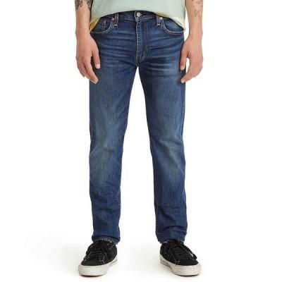リーバイス メンズ デニムパンツ ボトムス Levi's 512 Slim Taper Fit Flex Jeans Red Haze