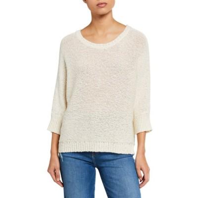 エリータハリ レディース ニット・セーター アウター Monroe Cotton/Hemp Sweater