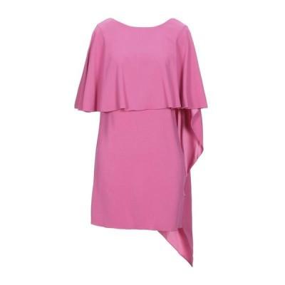 CARLA G. チューブドレス ファッション  レディースファッション  ドレス、ブライダル  パーティドレス フューシャ