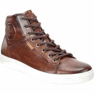 エコー レインシューズ・長靴 Soft 7 Premium Ankle Boot Whisky Leather