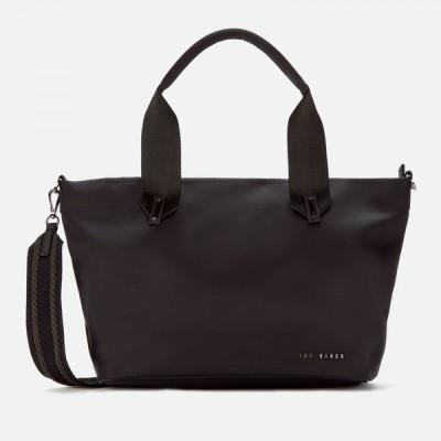 テッドベーカー Ted Baker レディース トートバッグ バッグ Macieyy Plain Small Nylon Tote Bag Black