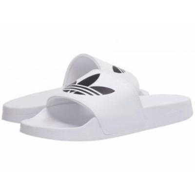 adidas アディダス メンズ 男性用 シューズ 靴 サンダル Adilette Lite Footwear White/Core Black/Footwear White【送料無料】