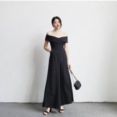 パーティードレス パンツ 結婚式のお呼ばれ30代 パンツ パンツドレス 黒 かっこいいパンツドレス 結婚式 お呼ばれドレス 20代 30代 40代