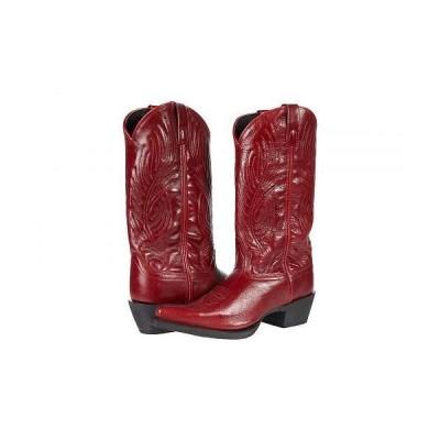 Laredo ラレド レディース 女性用 シューズ 靴 ブーツ ウエスタンブーツ #TBT - Red