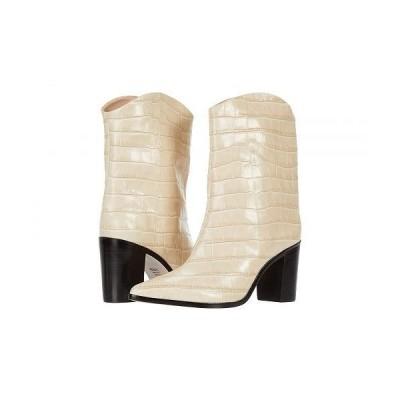 Schutz シュッツ レディース 女性用 シューズ 靴 ブーツ アンクル ショートブーツ Vonna - Almond Buff