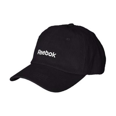 Karlas / 【Reebok/リーボック】ロゴ刺繍 コーデュロイキャップ MEN 帽子 > キャップ