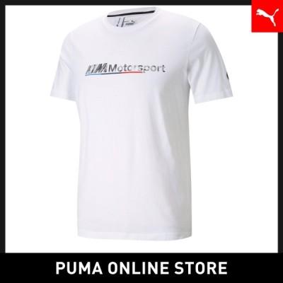 最短当日出荷 プーマ メンズ 半袖Tシャツ PUMA BMW MMS ロゴ Tシャツ+