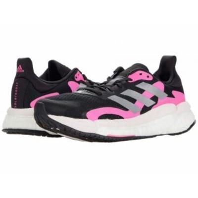 adidas Running アディダス レディース 女性用 シューズ 靴 スニーカー 運動靴 Solar Boost 3 Black/Screaming Pink/Halo【送料無料】
