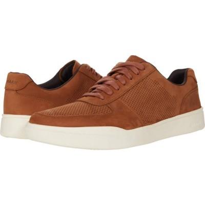 コールハーン Cole Haan メンズ スニーカー シューズ・靴 Grand Crosscourt Modern Performance Sneaker British Tan