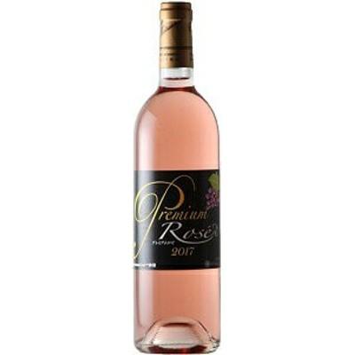 シャトー勝沼 GI山梨 Premium Rose プレミアム ロゼ 750ml.hn お届けまで8日ほどかかります